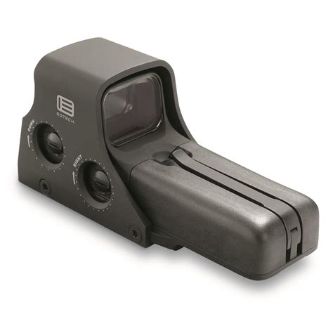 Eotech 552 A65 Holographic Sight Review.