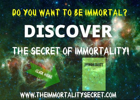 @ Esotericism - Discover The Secret Of Immortality .