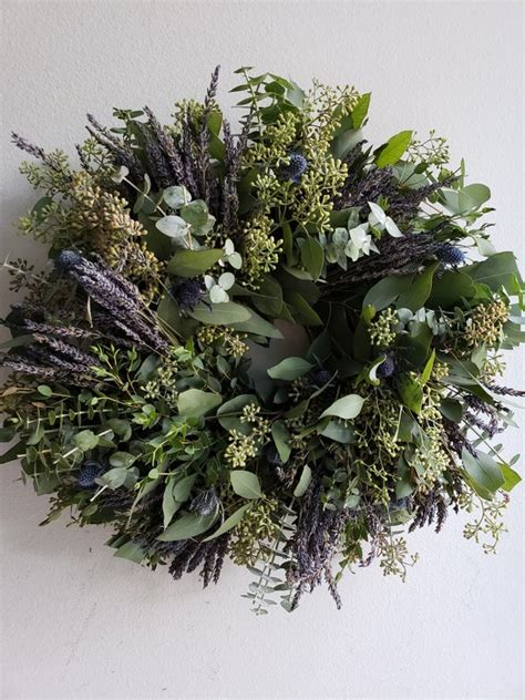 Eucalyptus Wreath  Etsy.