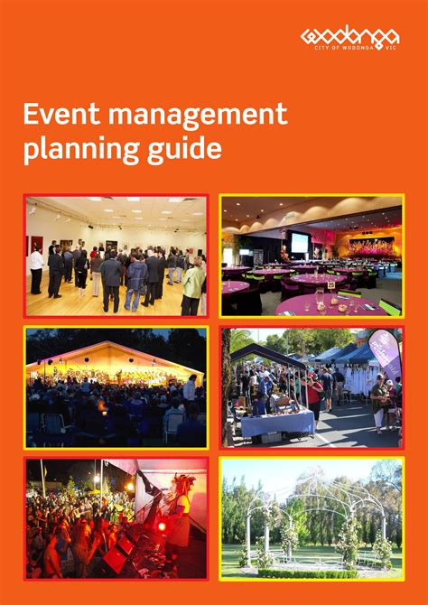 [pdf] Event Management Planning Guide - City Of Wodonga.