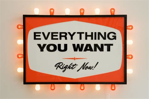 Everything Is Here – What Do Ou Want! Everything Is Here..
