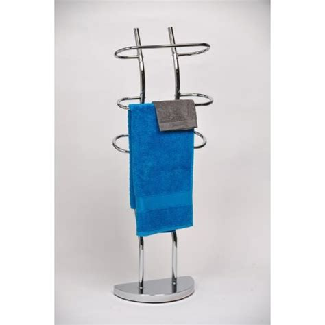 Evideco 3 Curved Bar Free Standing Towel Stand  Wayfair.