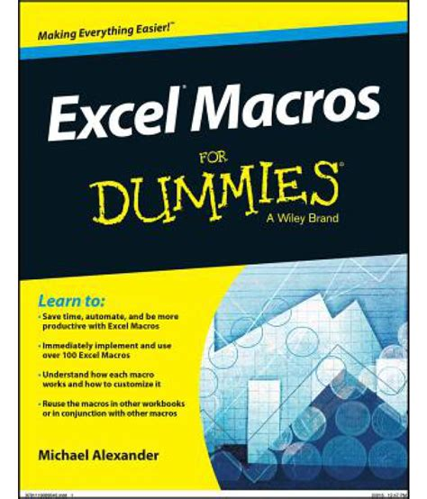 [pdf] Excel 2003 Macros For Dummies Pdf.