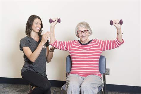 Exercise For Older Adults.