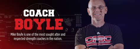 Experience What Its Like To Be At Mike Boyle Strength And.