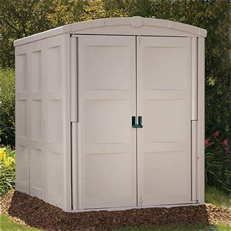 Extra Large Plastic Storage Shed - Sheds - Thecarriedeer Com.
