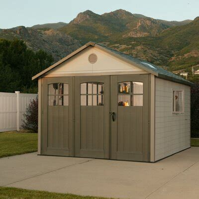 Extra Large Storage Sheds You Ll Love  Wayfair.