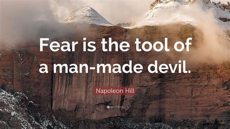 [pdf] Fear Is The Tool Of A Man-Made Devil Man-Made Weapon .