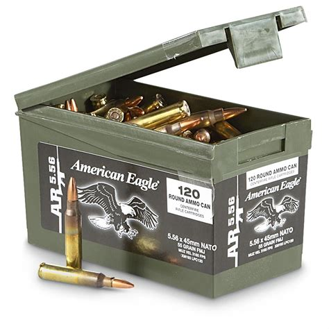 Fmj Ammo - Bulk 5 56 223 Rounds For Sale - 5 56x45mm.