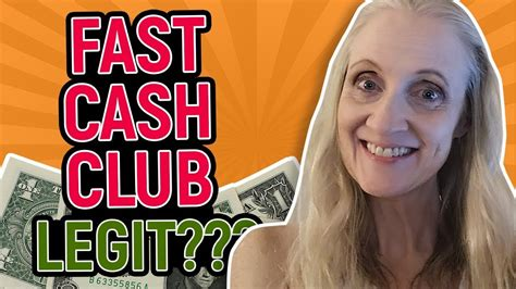 @ Fast Cash Club Review - Scamorno Com.