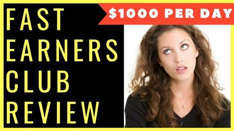 @ Fast Earners Club Review - Fastearners Co A Scam .