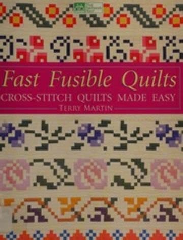 [pdf] Fast Fusible Quilts Cross Stitch Quilts Made Easy That .