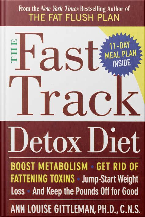 Fast Track Detox Diet Fat Flush.