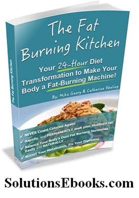 Fat Burning Kitchen Review -Mr Geary Has Done It Again!.