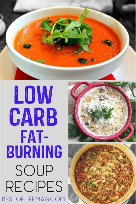Fat Burning Soup Recipes For Weight Loss Lifetime Commissions!