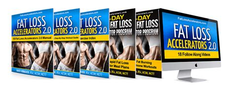 Fat Loss Accelerators Review: Best Way To Speed Up Fat Loss?.