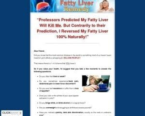 [click]fatty Liver Remedy  Brand New With A 10 3 Conversion Rate .