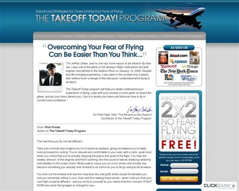 [click]fear Of Flying Phobia  Takeoff Today Get Your Free Fear .
