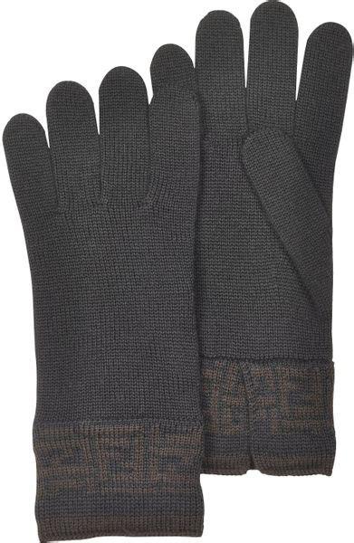 Fendi Women Gloves Wholesale