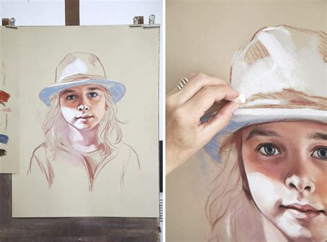[pdf] Final Step By Step Portrait - Painting With Pastels.
