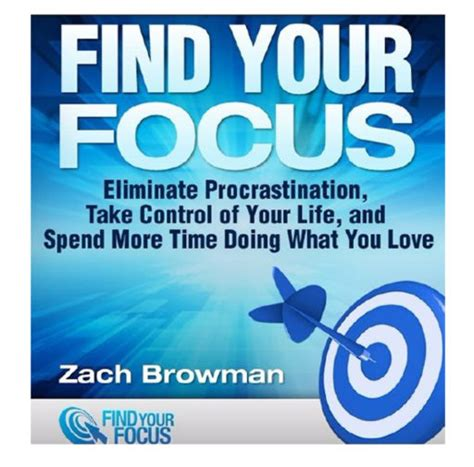 @ Find Your Focus - End Procrastination Without Willpower Download.