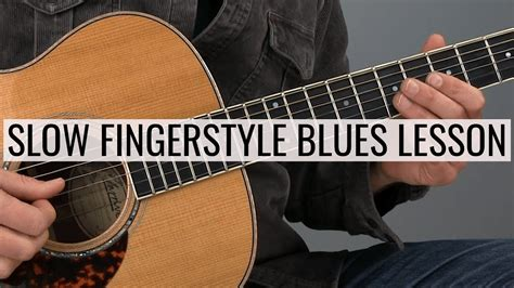 [click]fingerstyle Acoustic Blues Guitar Lessons From Texas To .