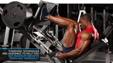 [click]finish Strong 5 Workout Finishers For Maximum Gains.