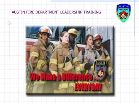 [click]fire Department Leadership Ppt  Xpowerpoint