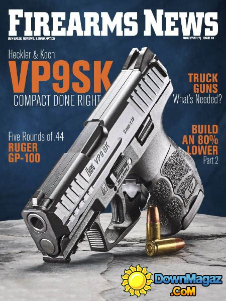 Firearms News - Volume 71 Issue 3 2017  Firearms .