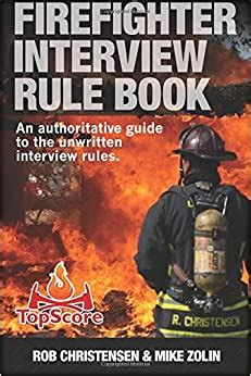 [click]firefighter Interview Rule Book Firefighter Interview