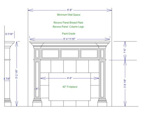 Fireplace Mantel Plans Pdf