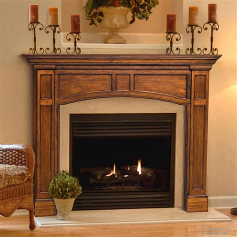 Fireplace Mantel Surround Ideas