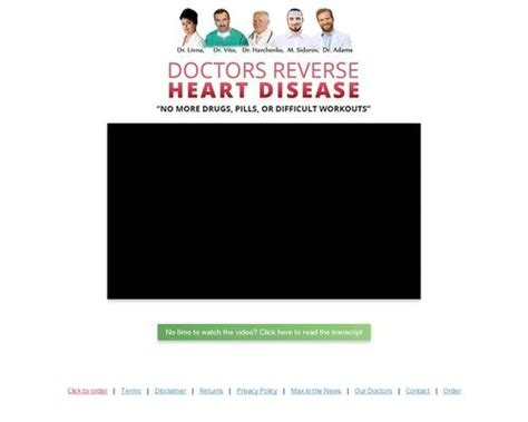 [click]first Heart Disease Program On Market Get Ready For An .