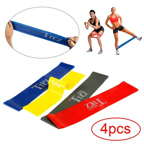 @ Fitness Loop Resistance Elastic Bands Yoga Training .