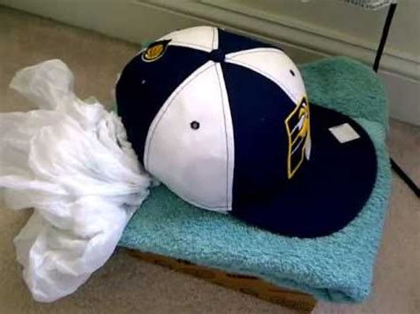Fitted/snapback Restoration Tip: How To Dry Your Snapback Without.