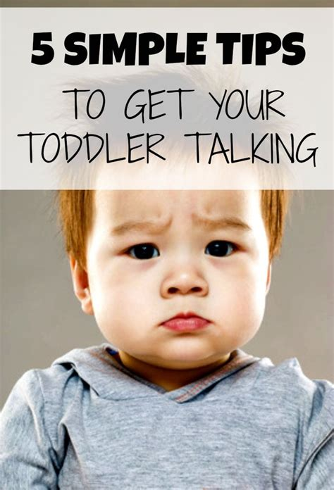 @ Five Tricks To Get Your Toddler Talking - Mommy Shorts.