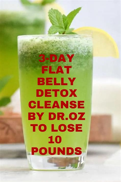 Flat Belly Detox - Flatbellydetox.com Review Critical.