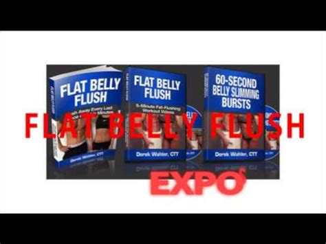 Flat Belly Flush By Derek Wahler Review - Exposed - Youtube.