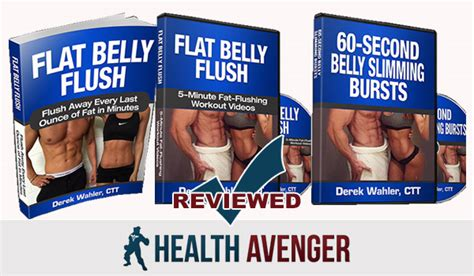 Flat Belly Flush Review - Is Derek Wahler For Real?!.