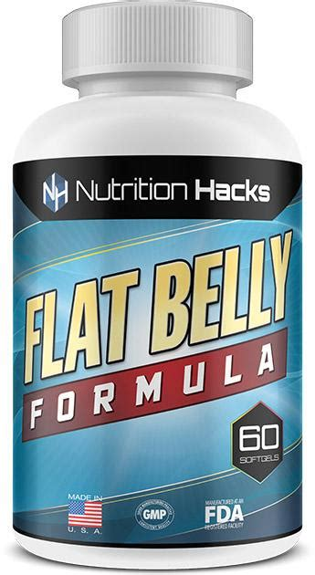 [click]flat Belly Formula