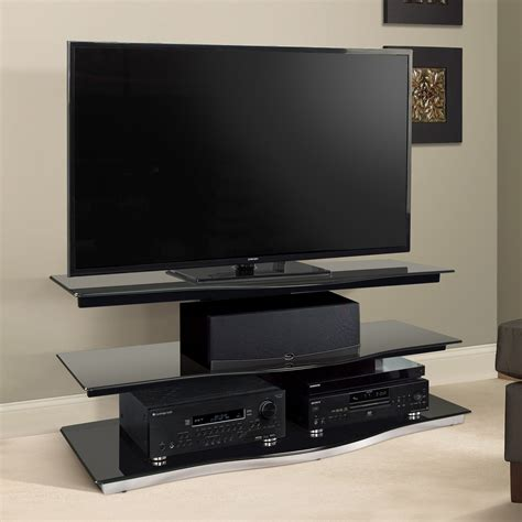 Flat Panel TV Stand For Large TV