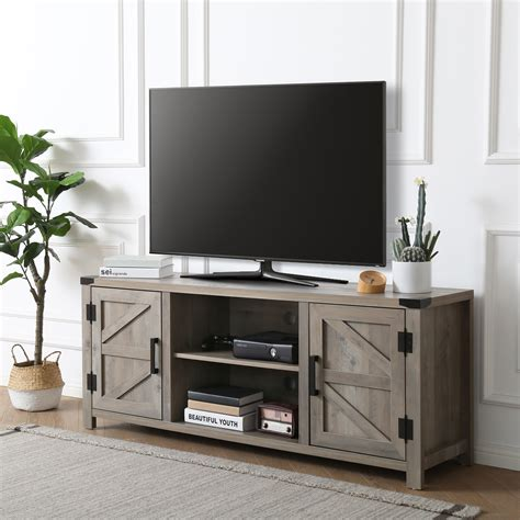 Flat TV Entertainment Center