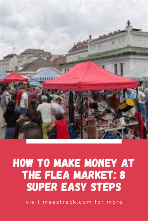 [click]flea Market Cash  Your Road 4 Success.