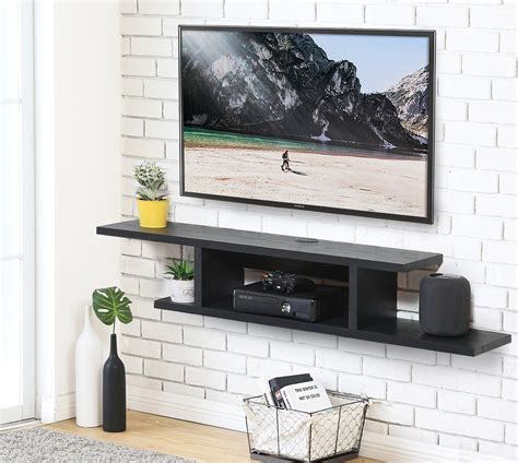 Floating TV Shelf For Wall