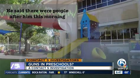 Florida Concealed Carry Law Allows Guns In Pre-Schools But Not.
