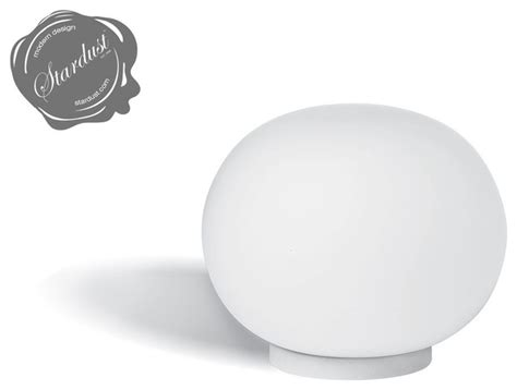 Flos Official Mini Glo-Ball T Modern Table Lamp By Jasper .