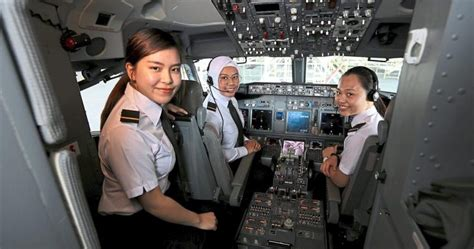 @ Fly Gosh Malaysia Airlines Pilot Recruitment - Cadet .