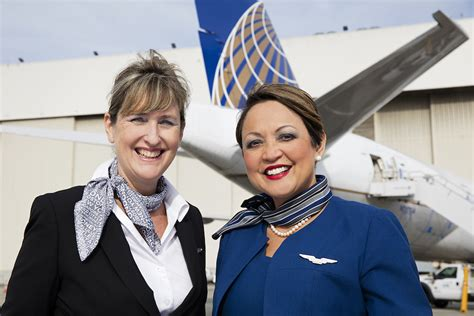 @ Fly With Us A Guide To Becoming A United Flight Attendant .