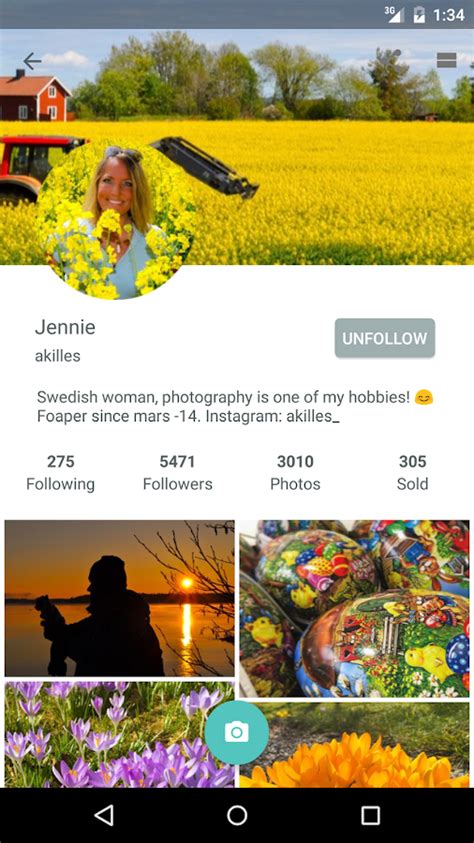 Foap - Sell Your Photos - Apps On Google Play.