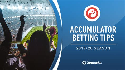 Football Accumulator Tips, Winning Picks And Selections From.